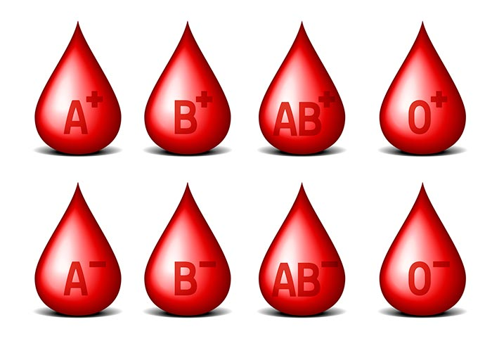 血液型不適合妊娠のイメージ