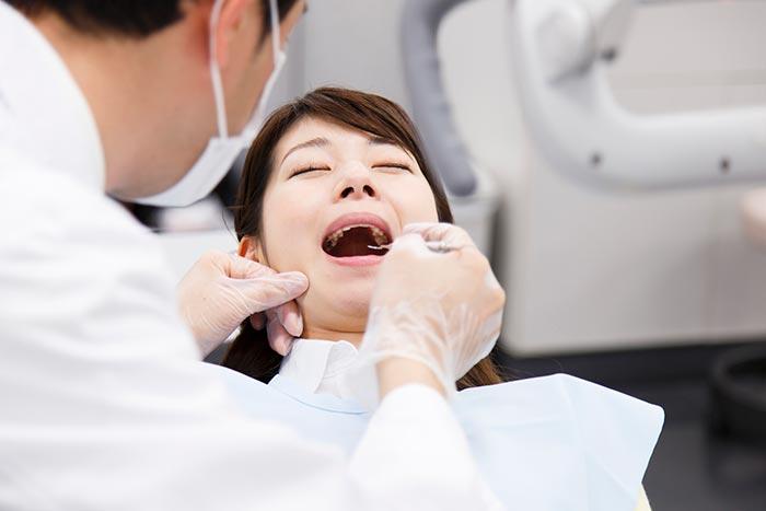 妊娠中 歯医者イメージ