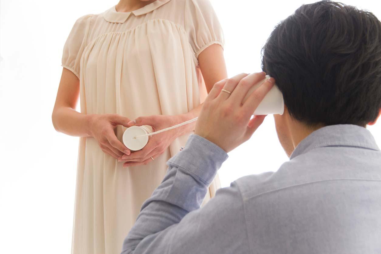 両親学級(父親学級)にはいつ行く?妊婦体験などの内容や目的について