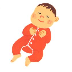 生後1カ月〜2カ月の赤ちゃん
