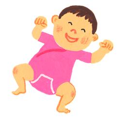 生後2カ月〜3カ月の赤ちゃん