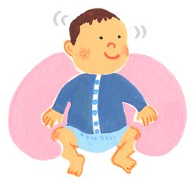 生後4カ月~5カ月の赤ちゃん