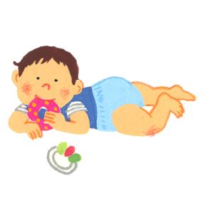 生後5カ月~6カ月の赤ちゃん