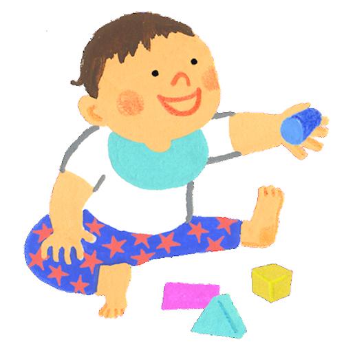 生後10カ月〜11カ月の赤ちゃん