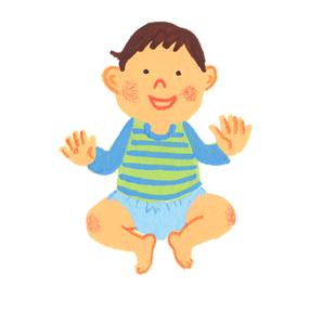 生後7カ月〜8カ月の赤ちゃん