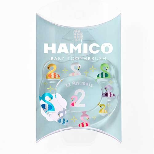 HAMICO KIDS TOOTHBRUSH