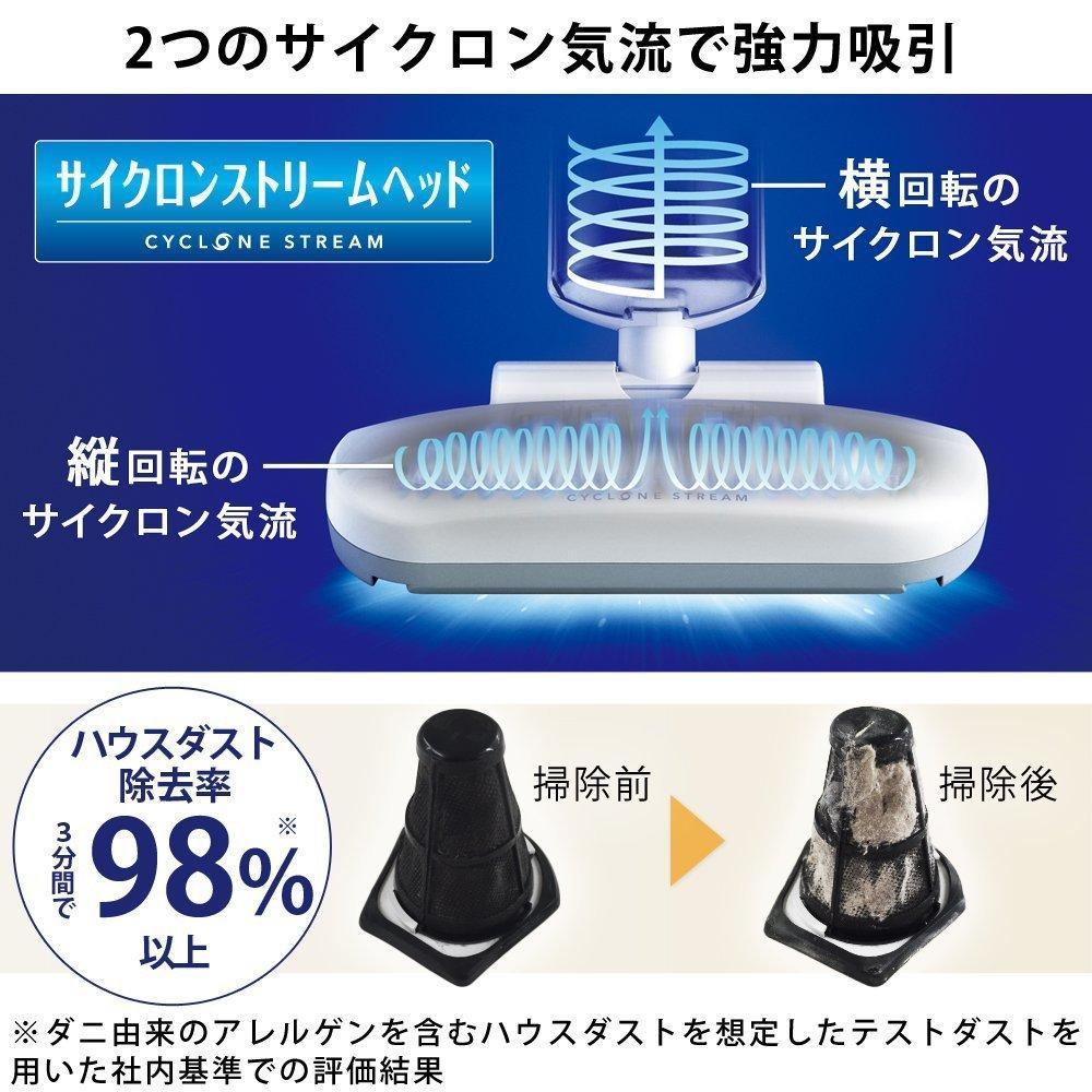 アイリスオーヤマ超吸引布団クリーナーダニちりセンサー搭載