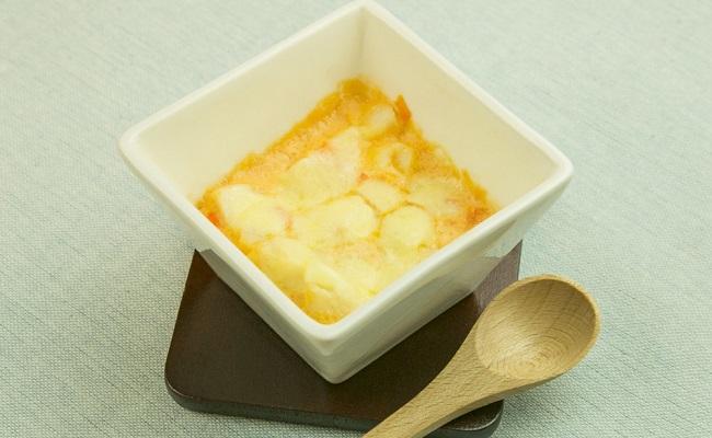 里芋のトマト風味グラタン