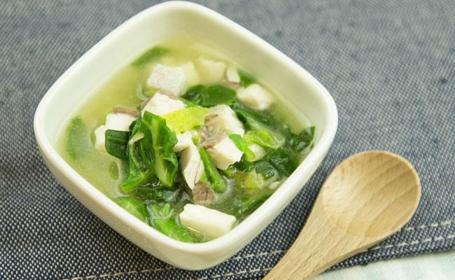 白菜を使った離乳食レシピ