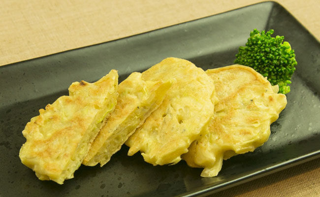 【離乳食完了期】手づかみ豆腐パンケーキ