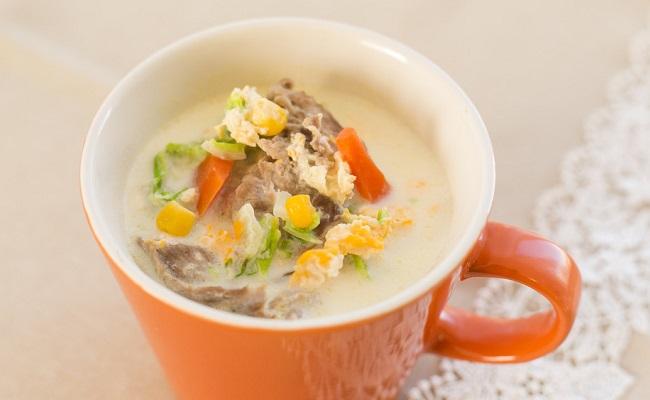 妊婦のためのスープレシピ