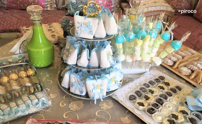 産後1週間で盛大なパーティー?!モロッコの赤ちゃん誕生祝い【体験談】