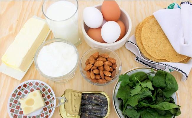カルシウム、鉄、亜鉛を摂ろう!ママになるために必要な栄養素