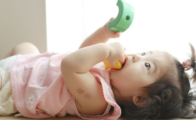 赤ちゃんの事故のイメージ