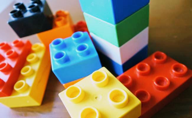 おもちゃのブロックのイメージ
