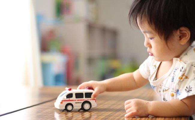 1歳児の反抗期のイメージ