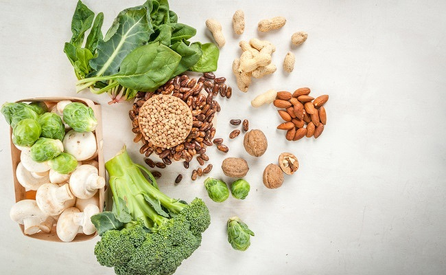 野菜などの食材のイメージ