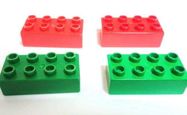 レゴブロックのイメージ