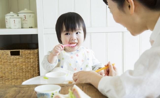 幼児食のイメージ