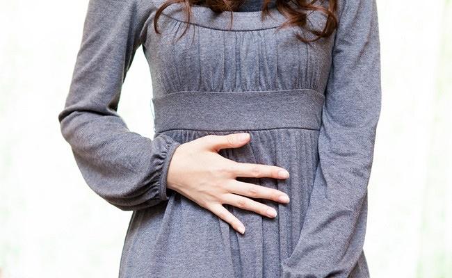 妊娠初期のイメージ