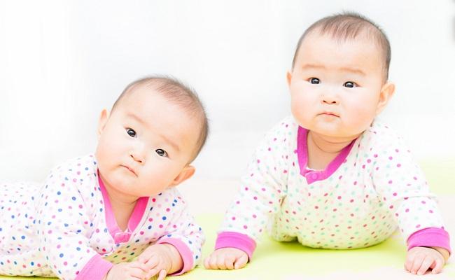 双子(多胎妊娠・双胎)のイメージ