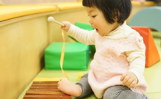 1歳~2歳の赤ちゃんのイメージ