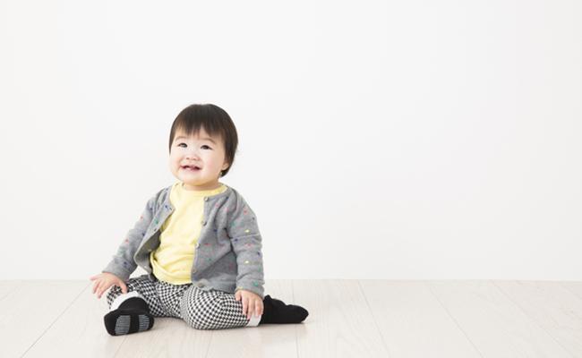 冬の赤ちゃんのイメージ