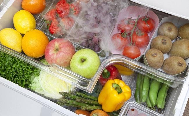 野菜室の野菜のイメージ