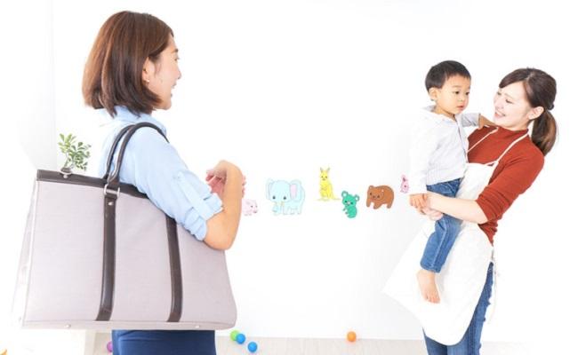 初めての保育園・幼稚園のイメージ