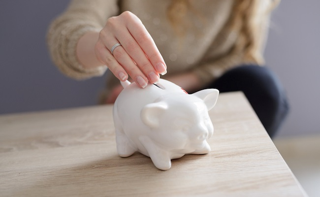貯蓄のイメージ