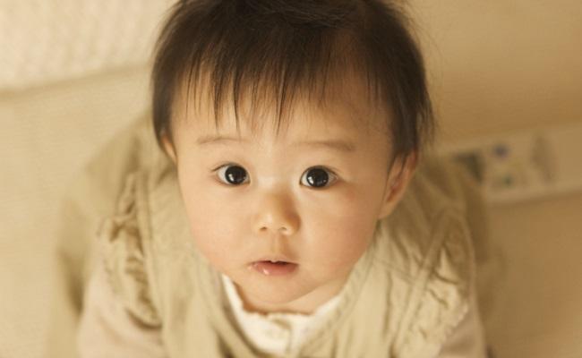 8カ月の赤ちゃんのイメージ