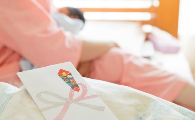 出産祝い金額イメージ