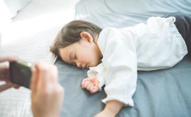 インスタグラム赤ちゃん写真撮影