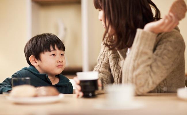 子供が好きではない親のイメージ