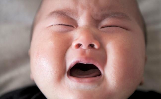夕暮れ泣き、たそがれ泣きのイメージ