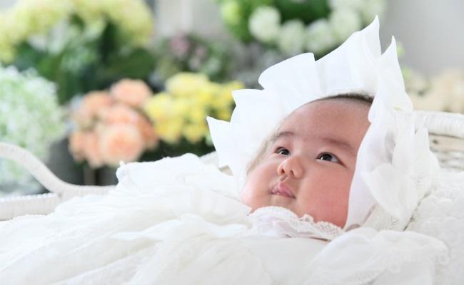 赤ちゃん誕生のイメージ