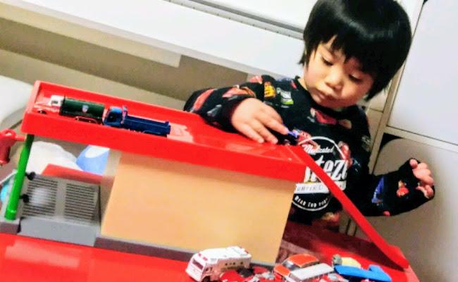 IKEAのおすすめ車系おもちゃ