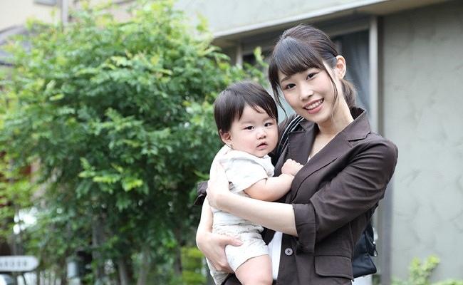 ワーママと赤ちゃん