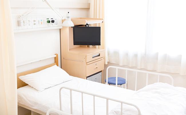 出産入院のイメージ