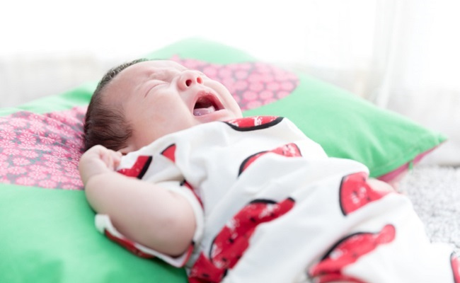 新生児産後1カ月間