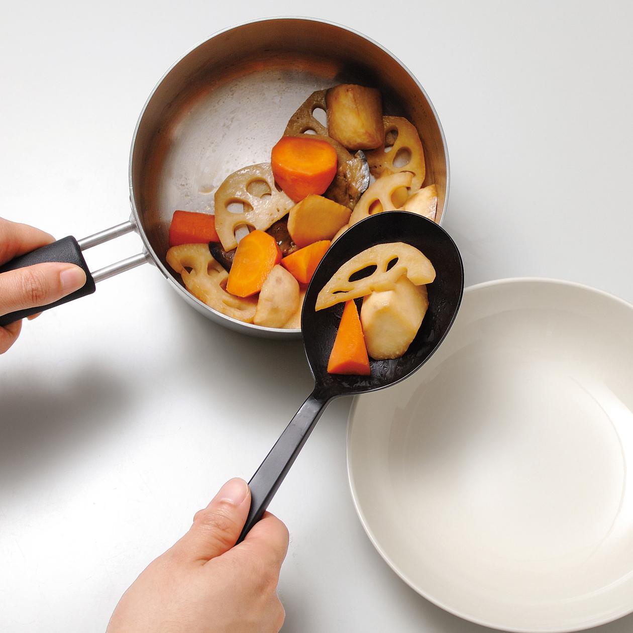 無印良品シリコーン調理スプーン