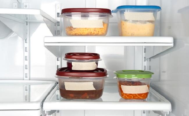離乳食の保存方法のイメージ