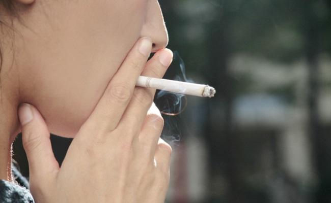 喫煙のイメージ
