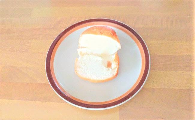コストコのディナーロールのアレンジ