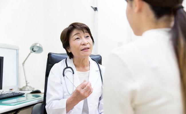 産婦人科受診のイメージ