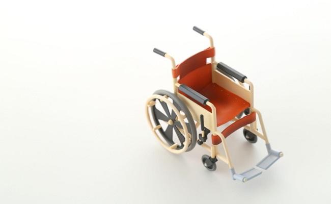 車いすのイメージ