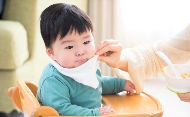 1歳児の食事のイメージ