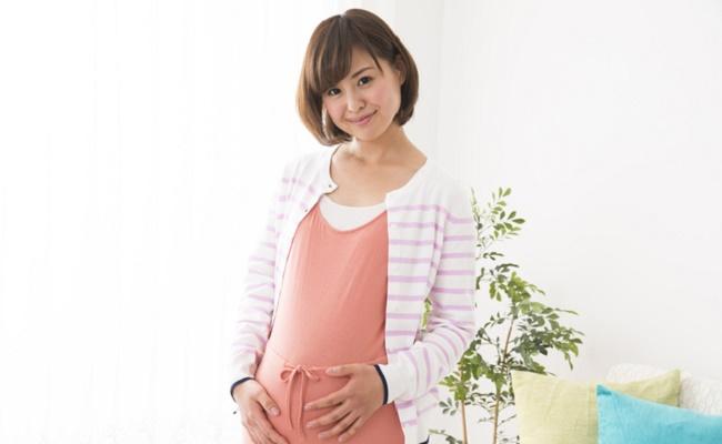 出産を控えた妊婦さんのイメージ