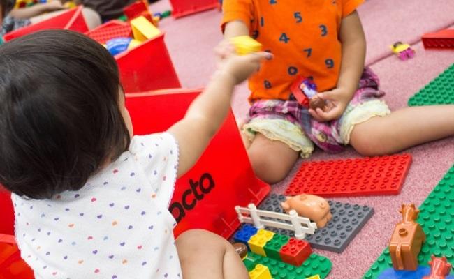 子育て支援センターのイメージ