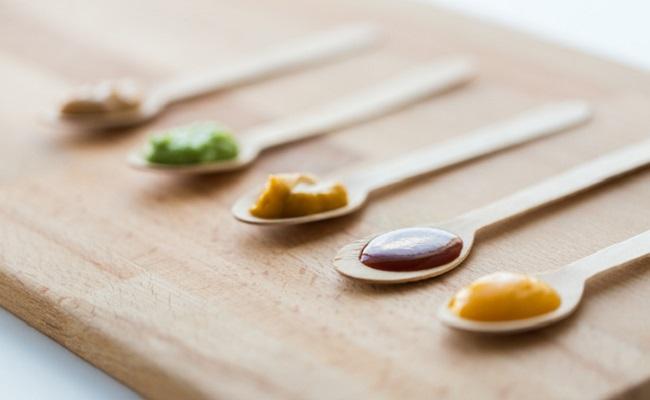 食べ物(離乳食)の香りのイメージ